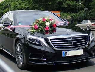 Limousinen Service für Ihre Hochzeitsfeier