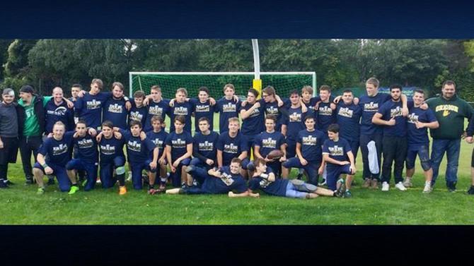 MEISTER der U16 Landesliga NRW - Gruppe West