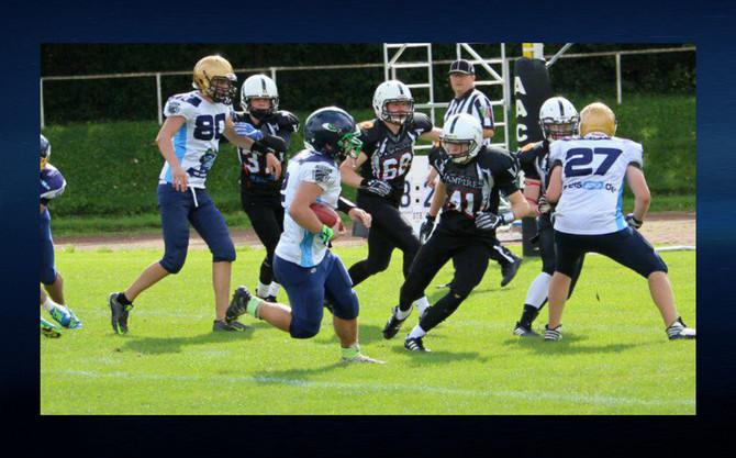 Youth U16 Team bleibt ungeschlagen