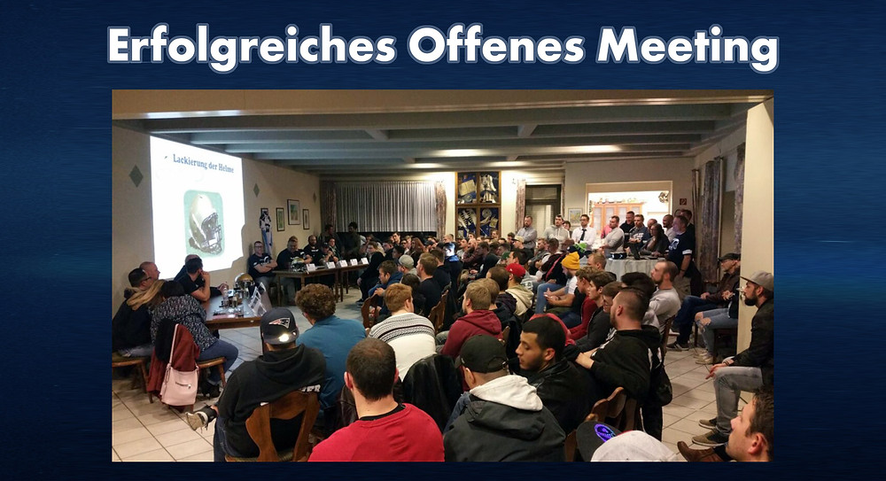 Schiefbahn Riders Seniors - Offenes Team Meeting