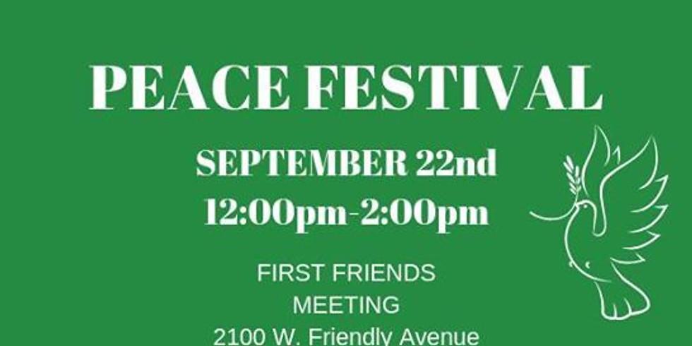 Greensboro Peace Festival