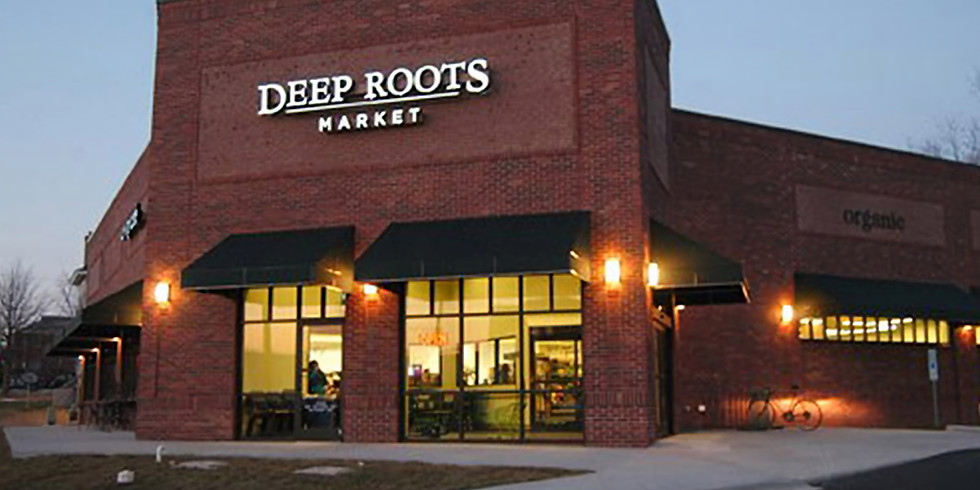 Merry Market @ Deep Roots Market