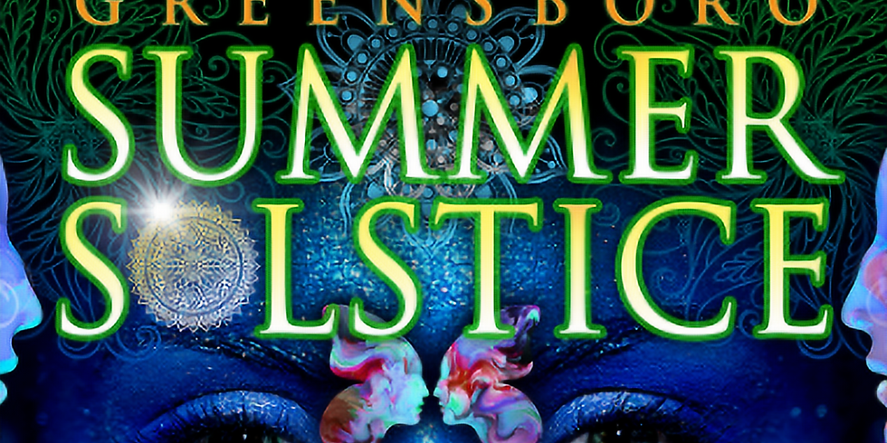 Greensboro Summer Solstice ($10 Entrance Fee, 12 and under FREE)