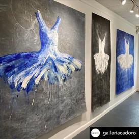 THE DEEPER BLUE by EWA BATHELIER