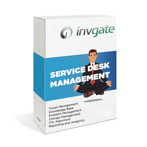 InvGate SD - 5 Techs