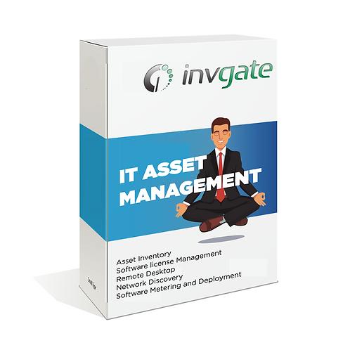 InvGate Assets - 500 Nodes