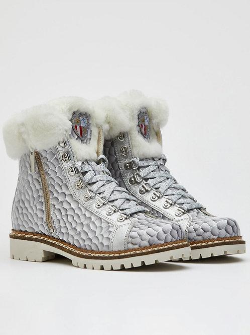 NIS Winterboots Silver/perla