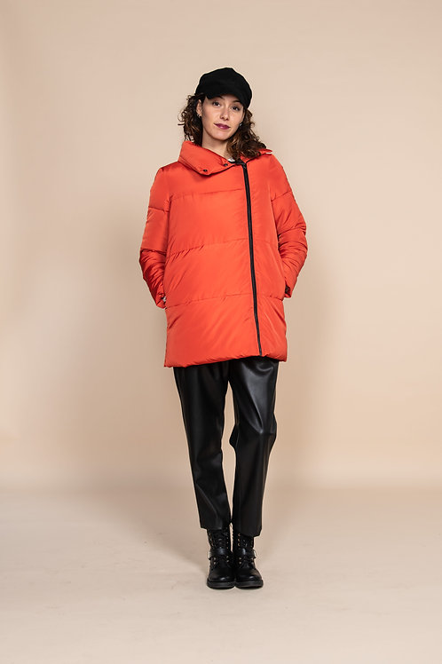 Derhy Orange Parka