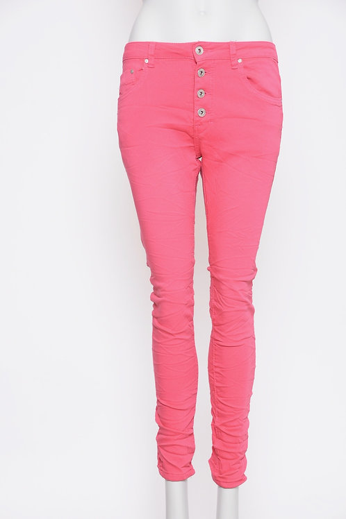 Jeggings with buttons