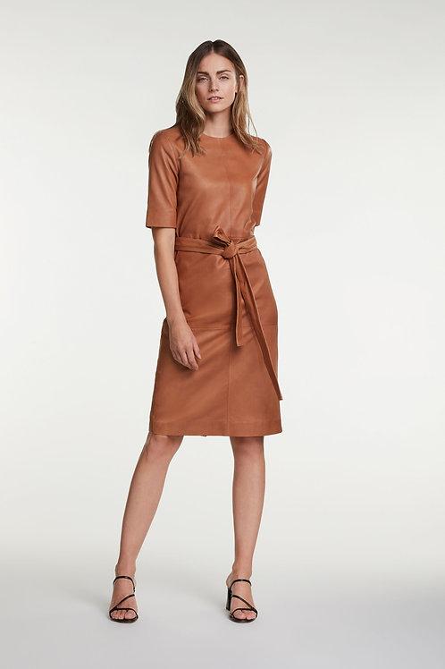 OUI The Leather Dress