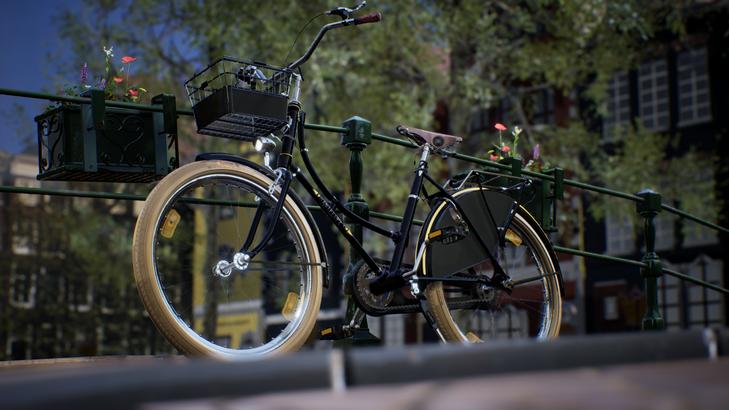 Omafiet Bicycle