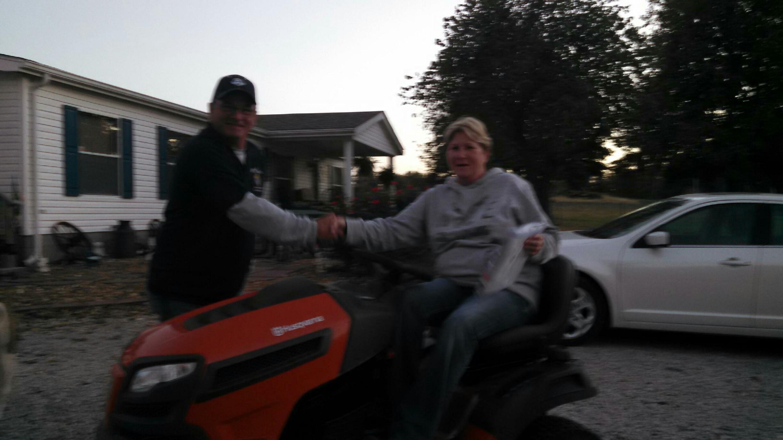 Golf Outting Lawnmower Winner.jpg