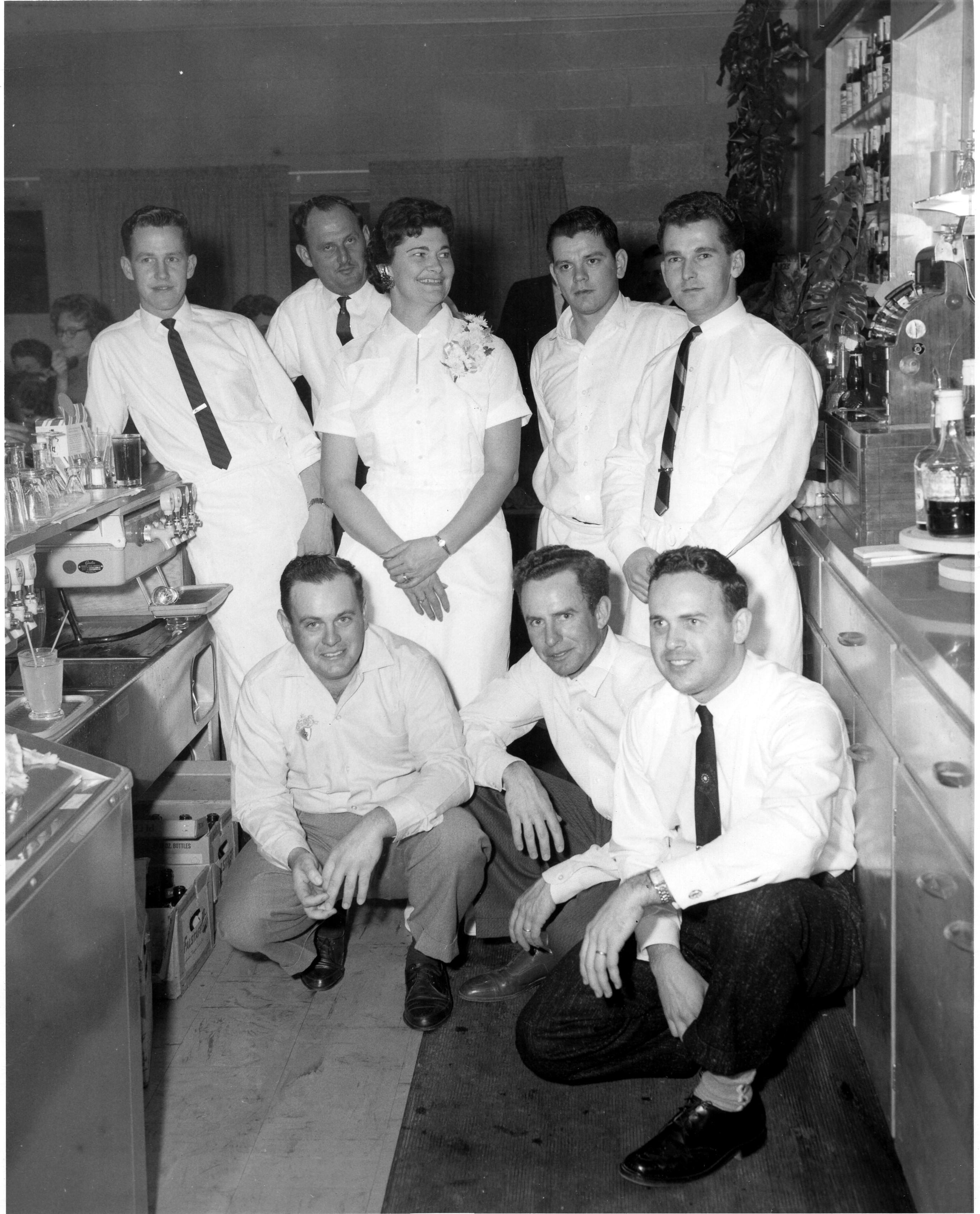 Old KC Bartenders