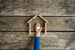 young-child-indicating-his-love-his-home