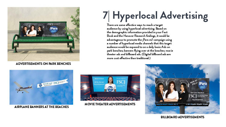 Hyperlocal Ads