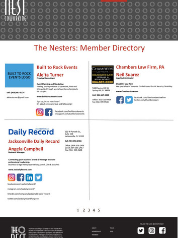 TNC Member Directory