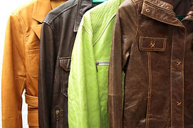 Leather and Suede jackets