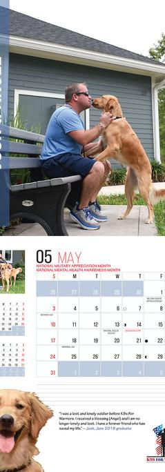 May 2020 Calendar Page