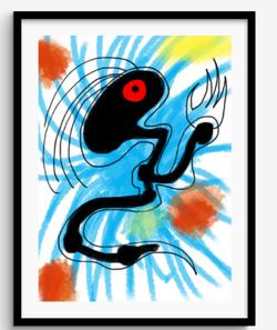 Framed Print 53