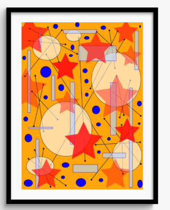 Framed Print 74