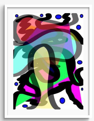 Framed Print 76