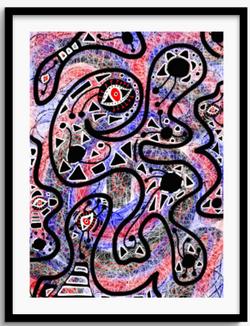 Framed Print 43