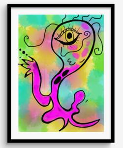 Framed Print 36