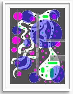 Framed Print 67