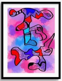 Framed Print 41