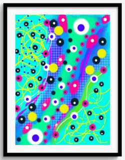 Framed Print 57