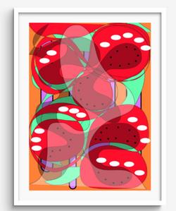 Framed Print 38