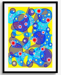 Framed Print 63