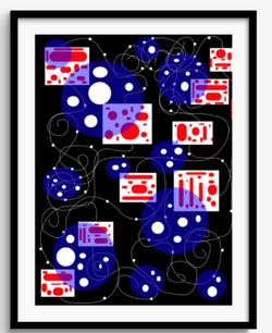 Framed Print 73