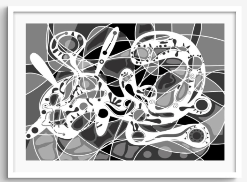 Framed Print 15