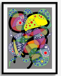 Framed Print 62