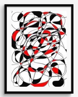 Framed Print 40