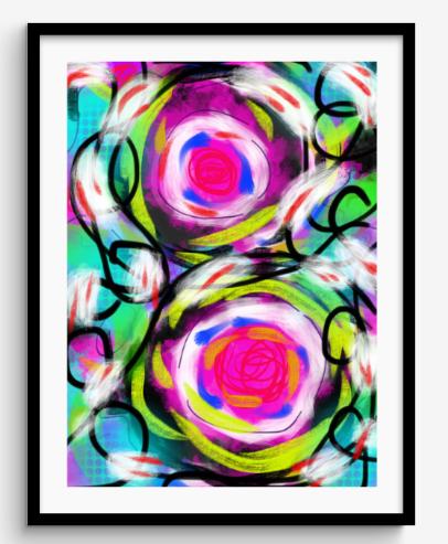 Framed Print 2