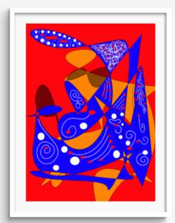 Framed Print 5