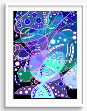 Framed Print 61