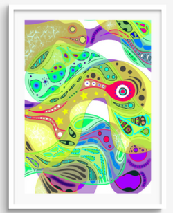 Framed Print 9
