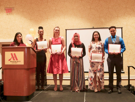 Congratulations 2018 Sia Yorker          Medical Science Scholarship Winners!