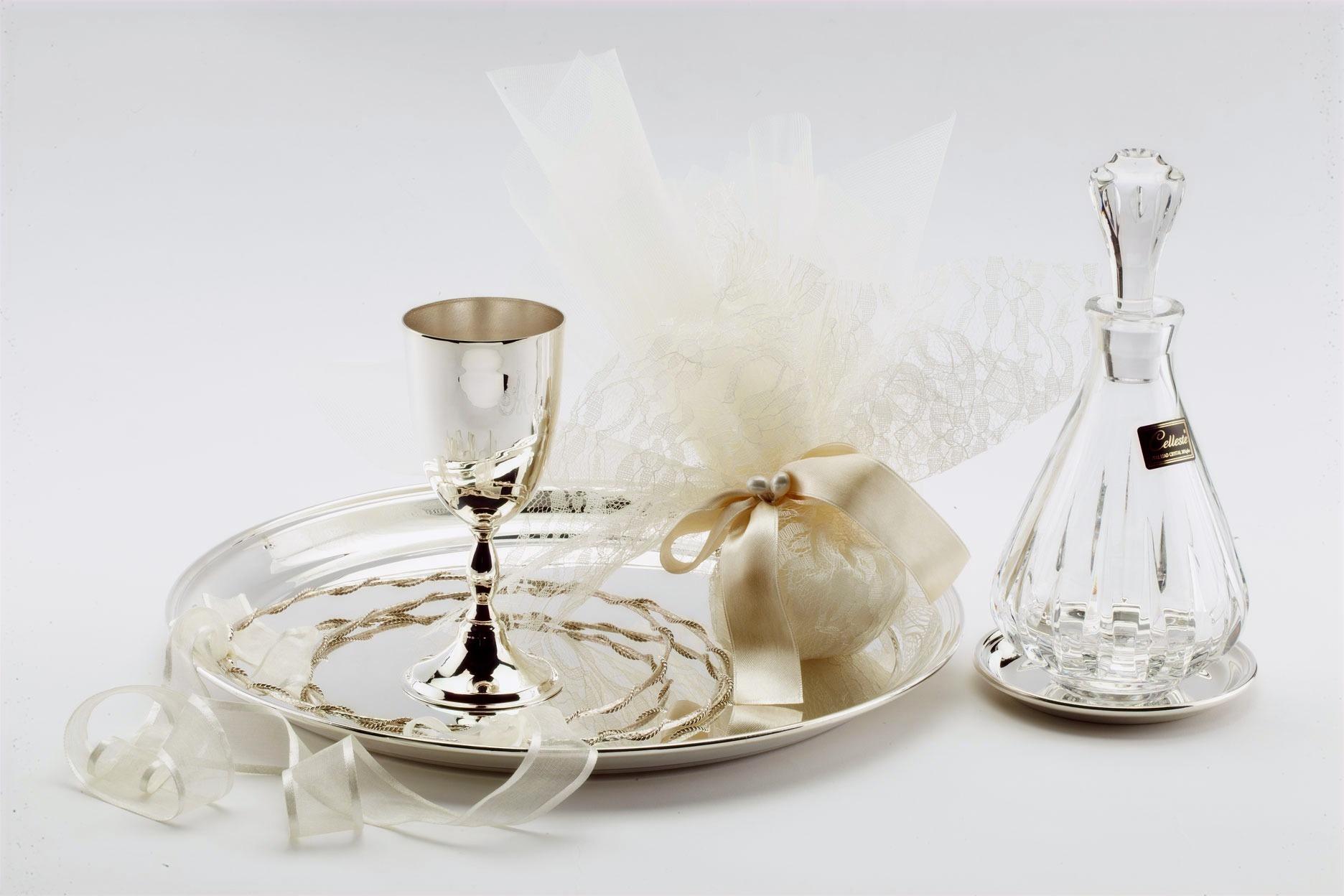 σετ γάμου - ασήμι & κράμα μετάλλων