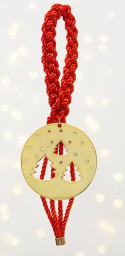 δεντράκια γούρι - ασήμι &  κράμα μετάλλων
