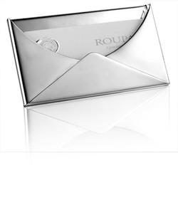 καρτοθήκη - ασήμι & κράμα μετάλλων