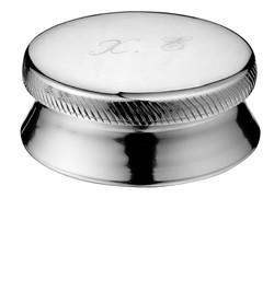 κουτάκι - ασήμι & κράμα μετάλλων