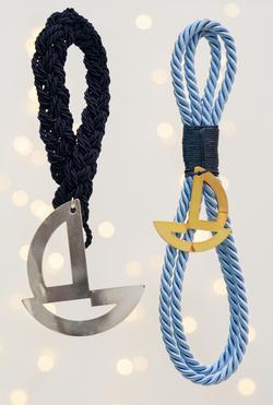 καραβάκι γούρι - ασήμι & κράμα μετάλλων