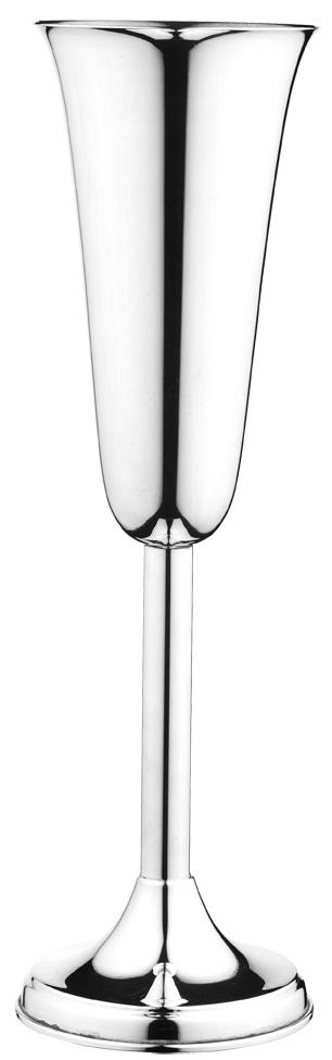 ποτήρι σαμπάνιας - ασήμι & κράμα μετάλλων