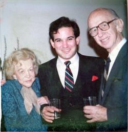 Kay Swift, Bill Zeffiro, Al Simon