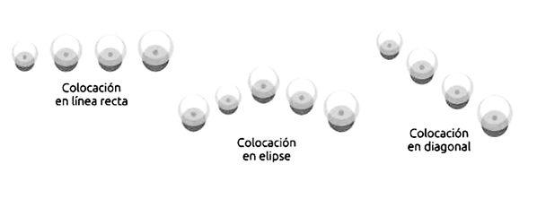 COPAS COLOCACIÓN