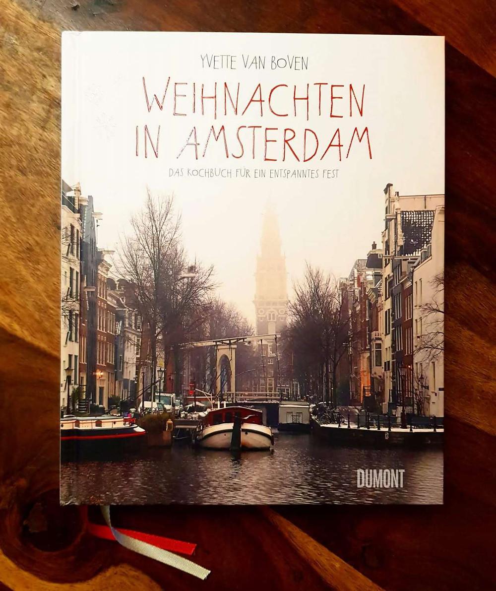 """""""Weihnachten in Amsterdam"""" von Yvette van Boven"""